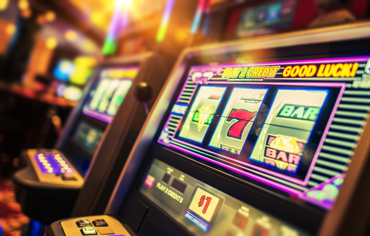 A Complete Explanation of Slot Game Gambling