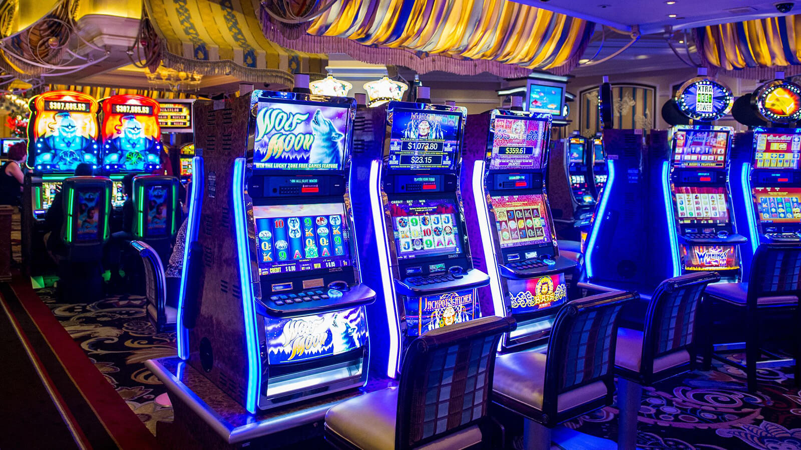 Online Slot Gambling Games That Are So Popular Around the World