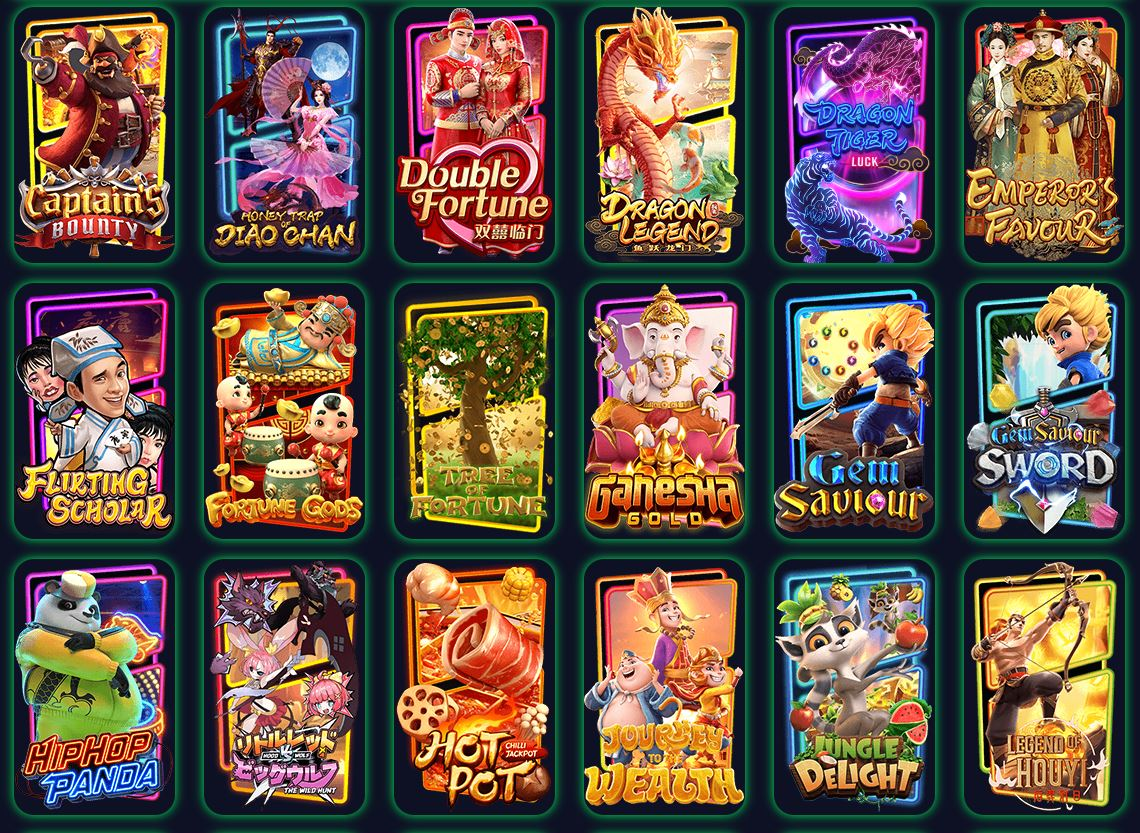 Online Slot Game Sites That Are Very Popular On the Internet